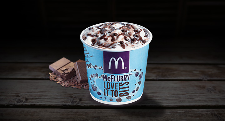 McDonald's World Chocolate Day