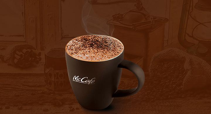 McCafe Hot Chocolate