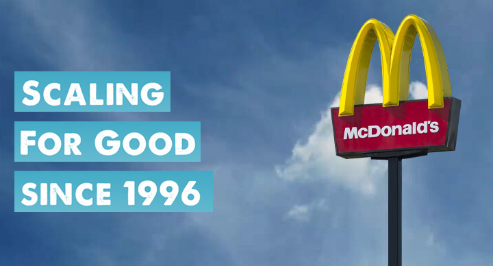 McDonald's sustainability