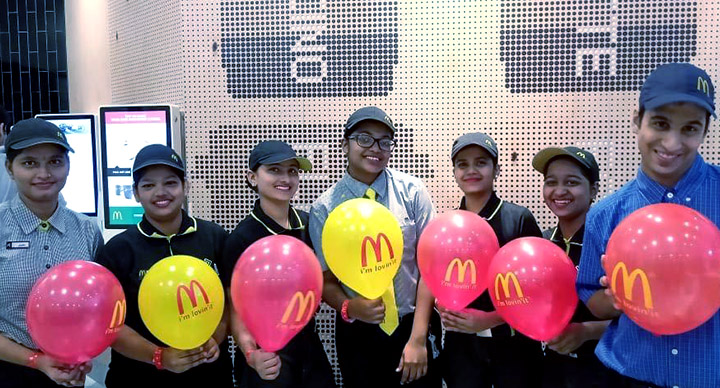 McDonald's Friendship Day