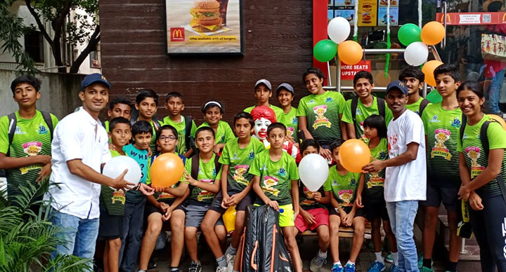 McDonald's Independence Day India