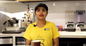 McCafe barista