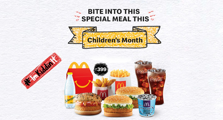 McDonald's India Blog