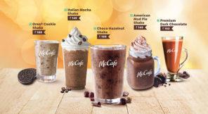 McCafe India
