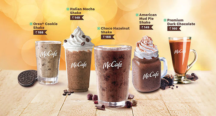 mccafe cold coffee