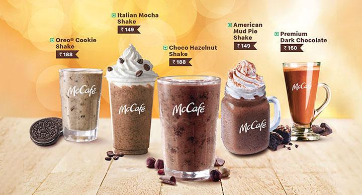 mccafe cold coffee