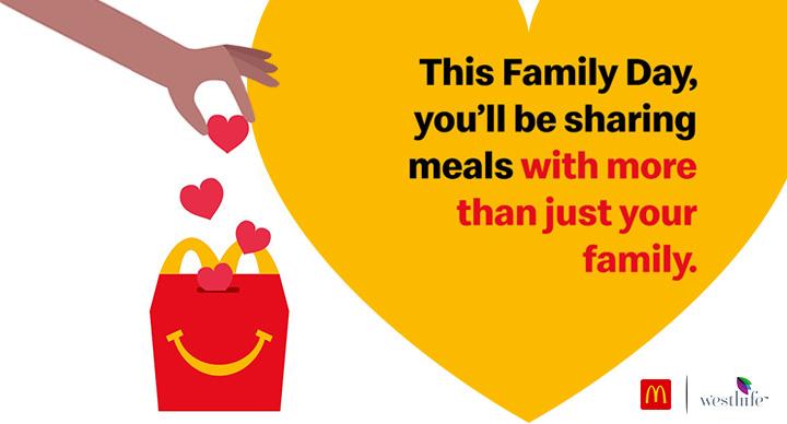 McDonalds Large Meals