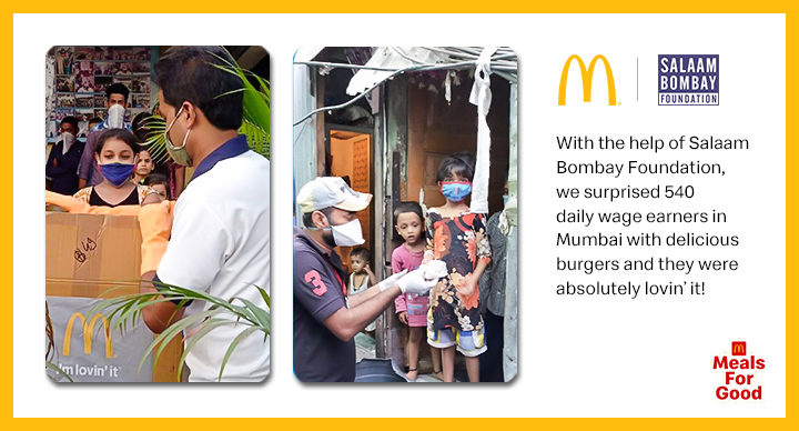 McDonalds mumbai