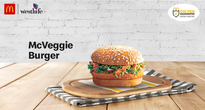 McVeggie-burger