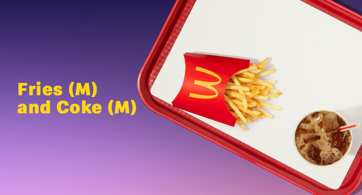 """Meal reveal: Here's a first look at McDonald's """"BTS Meal"""""""
