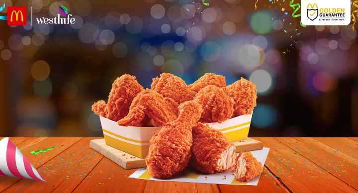 Mcspicy Fried Chicken